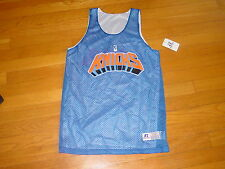 NBA  New York KNICKS   Practice Jersey REVERSIBLE RUSSELL  NEW ...  YOUTH  LARGE