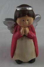 Figur XL Engel Engelchen Rot betend Weihnachten Deko Dekoration 2016 Neu