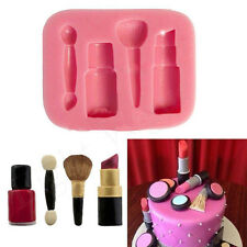 Silicone Fondant Mould Cake Decorating Chocolate Baking DIY Mold Sugarcraft Tool