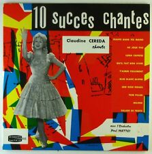 "10"" LP - various - 10 Succes Chantes - A3984 - washed & cleaned"