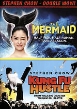 Kung Fu Hustle / Mei Ren Yu (Mermaid) - Vol, New DVDs