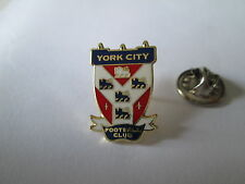 a2 YORK CITY FC club spilla football calcio pins fussball inghilterra england