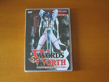 WORDS WORTH – Dvd Anime – Doki Doki Collection – VM 18.