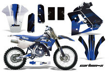 Yamaha WR250z Graphics Kit AMR Racing Bike Decal Sticker Parts WR 91-93 CARBON X