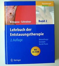 Lehrbuch der Entstauungstherapie 2 von Günther Bringezu, Otto Schreiner