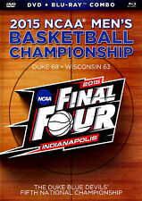 2015 NCAA Men's Basketball Championship (DVD, 2015)
