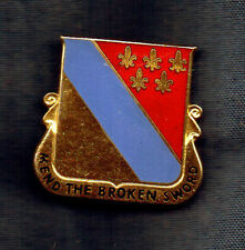 US ARMY DISTICTIVE UNIT BADGES : 702nd SUPPORT BATTALION  PIN BADGE
