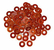 100 Tattoo Machine Phenolic Coil Core Washers Parts