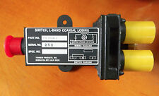 Transco products CS-1504-1 L-Band Coaxial Lobing Switch
