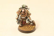 Warhammer Space Marine Forgeworld Legion Centurion Captain Iron Warriors Well