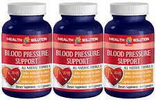 Vitamins for women - BLOOD PRESSURE SUPPORT COMPLEX - Improve heart function, 3B