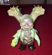 BUFF MONSTER HANDPAINTED CUSTOM BLOBPUS SIGNED 08 KAIJU SOFUBI MVH NagNagNag