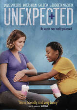 Unexpected,Excellent DVD, Elizabeth McGovern, Gail Bean, Anders Holm, Cobie Smul