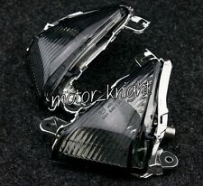Front Turn Signals Light Lenses For Kawasaki Ninja ZX6R ZX10R ZX14R 650R Smoke