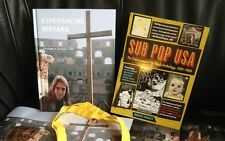 Sub Pop USA/Experiencing Nirvana: Bruce Pavitt Books *Cobain/Seattle/Soundgarden