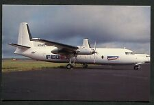 C1980's Federal Express Feeder Fokker F27-500 Aircraft
