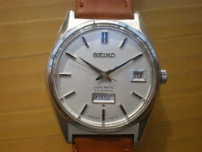 Vintage JAPAN SEIKO LORD MATIC 25 Jewels Automatic Men's Watch 5606 7020