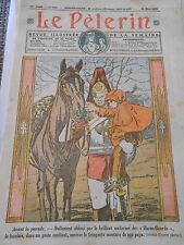 Avant la parade Horse Guards et le bambin Print 1928