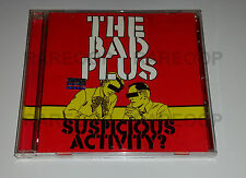 Suspicious Activity? by The Bad Plus (CD, 2005, Sony) MADE IN ARGENTINA