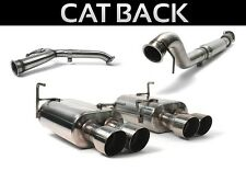 Perrin Performance Cat-Back Resonated Exhaust Kit For 2011-2015 Subaru WRX/STI*
