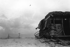 Vietnam 1971- Bunker And Choppers - A Morning At Red Beach - Danang