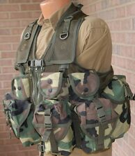 Jungle Vest 1601 Arktis K170 US Woodland SAS Civil Air Patrol
