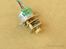 15mm 2 phase 4 wire Mini Gear Schritt motor 15 stepper motor full metal gear box