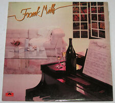 Canada Pressing FRANK MILLS Sunday Morning Suite LP Record