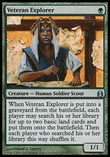 MTG VETERAN EXPLORER EXC - ESPLORATORE VETERANO EXC - CMD - MAGIC