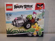 Lego Angry Birds 75821 (Piggy Car Escape) - NEU & OVP !