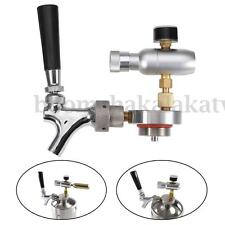Faucet CO2 Injector For 2L/3.6L/5L Mini Keg Beer Growler Spears Tap Beer