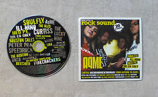 "CD AUDIO / ROCK SOUND SAMPLER VOLUME 101 ""AQME, SOULFLY, ILL NINO..."" 20T 2005"