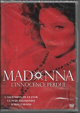 DVD ZONE 2--DOCU-FICTION--MADONNA L'INNOCENCE PERDUE--BRADFORD MAY--NEUF
