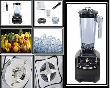 New German Commercial 3.8L 3HP Blender Mixer Heavy Duty Juicer ice crusher 2200w