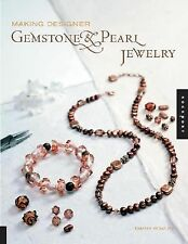 Making Designer Gemstone & Pearl Jewelry Book by Tammy Powley Bead Wire Craft