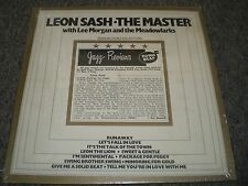 Leon Sash~The Master with Lee Morgan and the Meadowlarks~Mercury Records