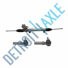 Power Steering Rack and Pinion + 2 Outer Tie Rods for Buick Pontiac MAGNASTEER