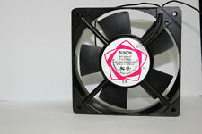 SUNON (SF12025AT) 2122HBL 220-240V AC 500-60Hz 0.10A Axial Mains Cooling Fan