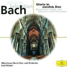 KARL/MBO RICHTER - GLORIA IN EXCELSIS DEO  CD NEU