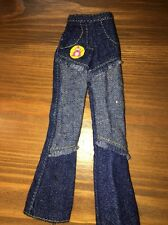 Barbie doll Generation Girl 1999 #26112 Mari Replacement Blue Jeans Pants Monkey