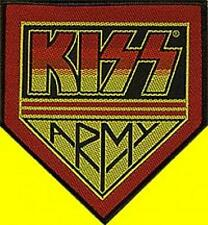 Kiss Army   Patch/Aufnäher 601644 #