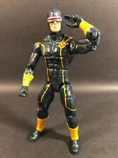 "2012 MARVEL LEGENDS PUCK BAF SERIES CYCLOPS 6"" ACTION FIGURE VERY RARE X-MEN!!!"
