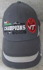 2009 NCAA Fedex Orange Bowl Virginia Tech Hokies Champions Hat by Nike
