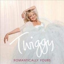 Romantically Yours * by Twiggy (Model) (CD, Nov-2011,  Richard Marx,