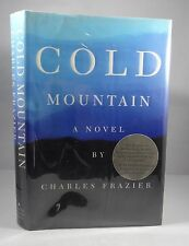 Cold Mountain – Charles Frazier SIGNED 1997 Atlantic Monthly HCDJ National Book