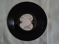 """George Harrison/What Is Life/Apple Scruff –Disco Vinile 45 giri 7"""" Italia 1971"""