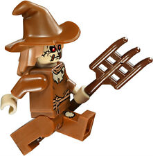 NEW LEGO SCARECROW MINIFIG figure minifigure 76054 Harvest of Fear batman dc toy