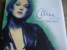 CELINE DION - CALL THE MAN (4 TRK CD) (REF C5)