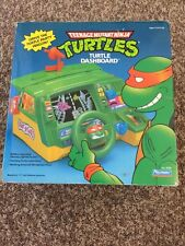 Playmates 1991 Teenage Mutant Ninja Turtles TMNT Turtle Dashboard Party Wagon