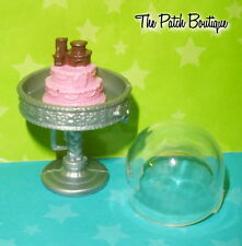 EVER AFTER HIGH HOLLY SUGAR COATED DOLL REPLACEMENT PRETEND FOOD CASTLE CAKE